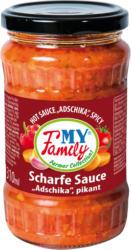 Scharfe Sauce