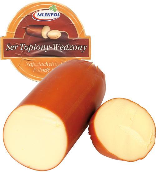 Räucher-Schmelzkäse-Rolle (Rahmstufe)