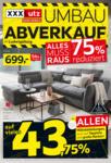 XXXLutz Sonneborn Iserlohn - Ihr Möbelhaus bei Dortmund XXXLutz Abverkauf nach Umbau - bis 14.02.2021