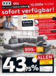 XXXLutz Sonneborn Iserlohn - Ihr Möbelhaus bei Dortmund XXXLutz 10.000e Artikel sofort verfügbar! - bis 14.02.2021