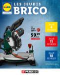 Lidl Catalogue bricolage - au 18.02.2021