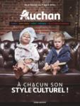 Auchan A chacun son style culturel - au 07.03.2021
