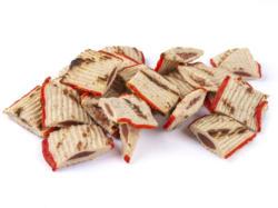 QUALIDOG Hundesnack Grill Huhn & Fisch mit Karotin 130g