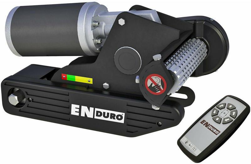 Enduro Caravan-Rangierhilfe-Set EM203 für Wohnwagen & Anhänger bis 1.800 kg