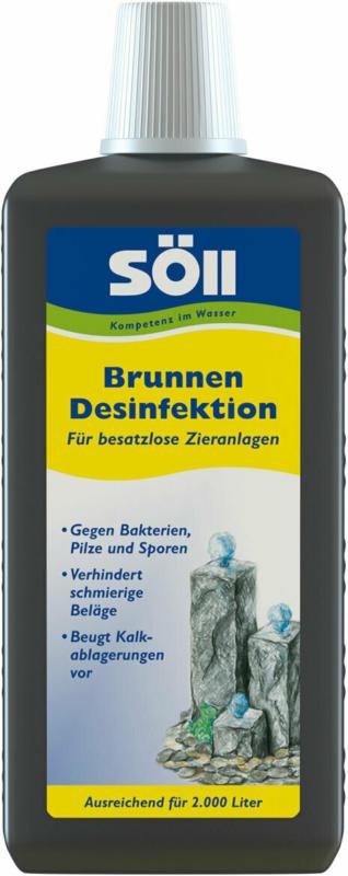Brunnen-Desinfektion, 1L
