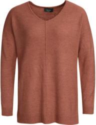 Damen Pullover mit Teilungsnaht (Nur online)