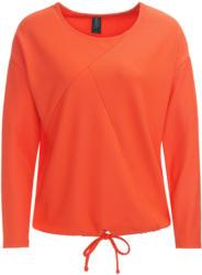 Damen Sweatshirt mit Tunnelzug (Nur online)
