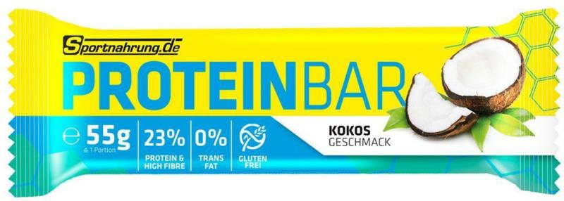 Sportnahrung.de Kokos Proteinbar
