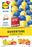 Lidl Ouverture Bevaix - al 06.02.2021