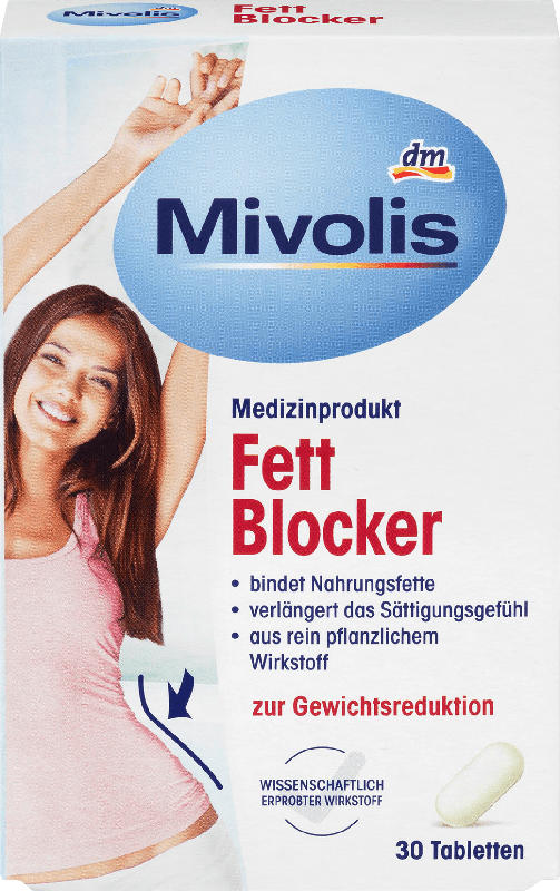 Mivolis Fett Blocker