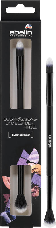 ebelin Professional Duo Präzisions- und Blenderpinsel