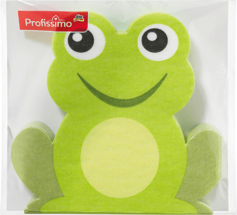 Profissimo Servietten gestanzt Schmetterling / Frosch (33 x 33 cm)