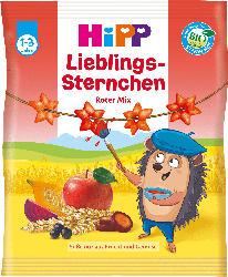 Hipp Kindersnack Lieblings-Sternchen, ab 1 Jahr