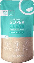 happybrush Zahnputztabletten Super Clean Nachfüllpack