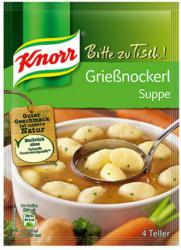 Knorr Bitte zu Tisch Suppen