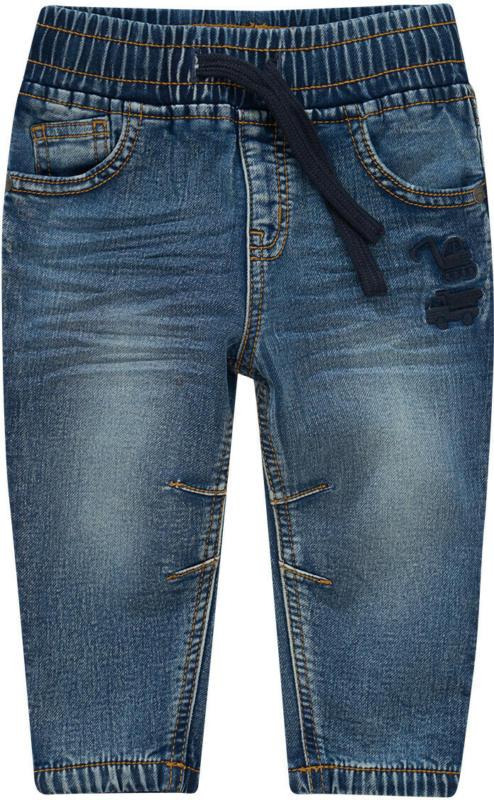 Baby Jeans mit Stickerei (Nur online)