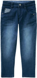 Jungen Straight-Jeans mit Used-Waschung (Nur online)