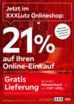 XXXLutz XXXLutz Angebot - al 07.02.2021