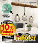 Möbel Inhofer Möbel Inhofer - Lampen zu Traumpreisen - bis 14.02.2021