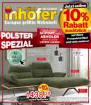 Möbel Inhofer Möbel Inhofer - Polster Spezial - bis 14.02.2021