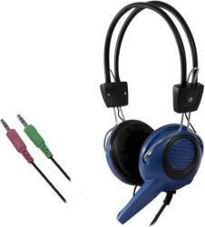 e5 Space Headset, blau