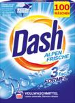 Denner Lessive en poudre Fraîcheur alpine Dash, 100 lessives, 6,5 kg - au 26.07.2021