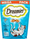 Denner Cibo per gatti con pollo con salmone Dreamies, 180 g - al 09.08.2021