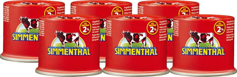 Simmenthal Rindfleisch, in Gelée, 6 x 90 g