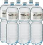 Denner Valser Mineralwasser Still, 6 x 1,5 Liter - bis 27.09.2021