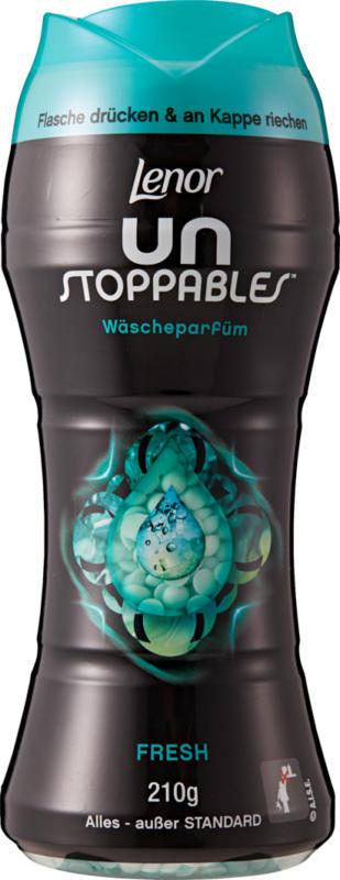 Profumo per il bucato Fresh Unstoppables Lenor, 15 cicli di lavaggio, 210 g