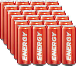 Energy Drink Regular Denner, 24 x 33 cl