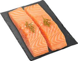 Filetto di salmone Denner, con pelle, Norvegia, 2 x 190 g
