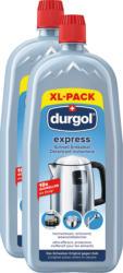 Durgol Express Entkalker, 2 x 1,5 Liter
