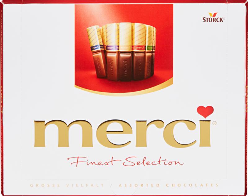 Storck Merci Finest Selection, 250 g
