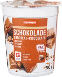 Yogourt Chocolat Denner, 200 g