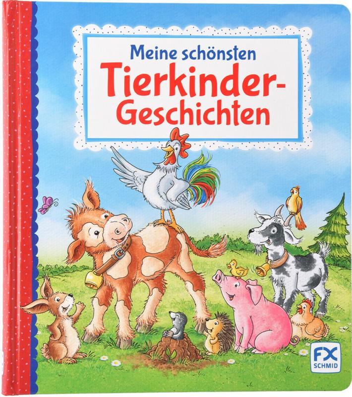 Vorlesebuch Tiergeschichten (Nur online)