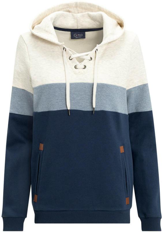 Damen Sweatshirt mit Kordelzug (Nur online)