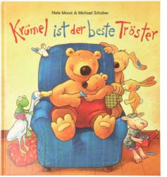 Bilderbuch Krümel ist der beste Tröster (Nur online)