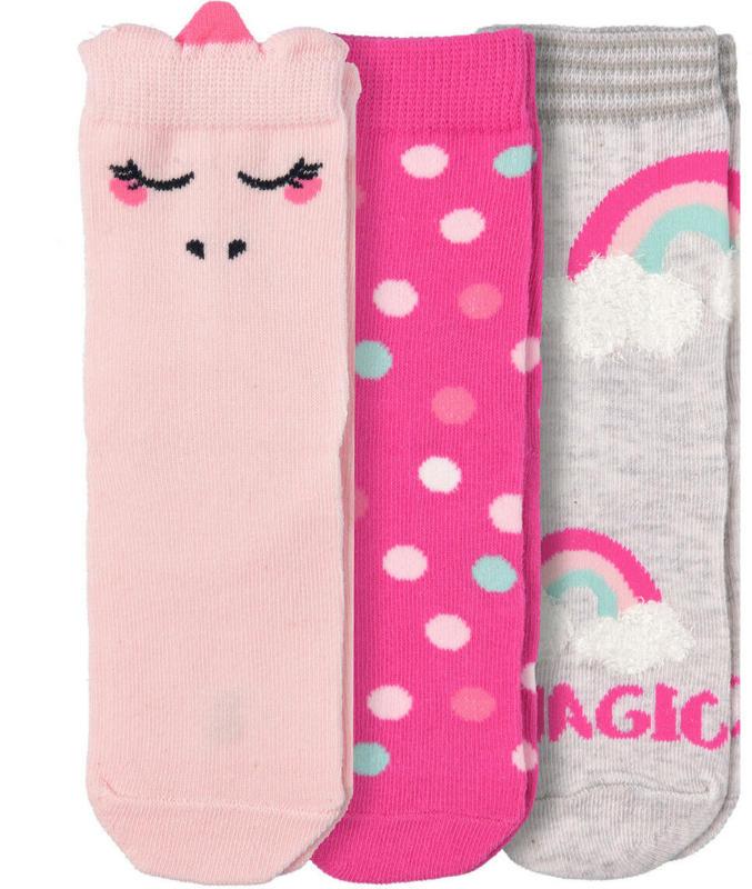 3 Paar Mädchen Socken im Set (Nur online)