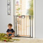 BabyOne Türschutzgitter Easylock Wood Plus 80,5 - 88,5 cm - bis 21.03.2021