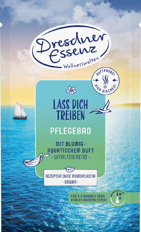 Dresdner Essenz Badesalz Lass dich treiben