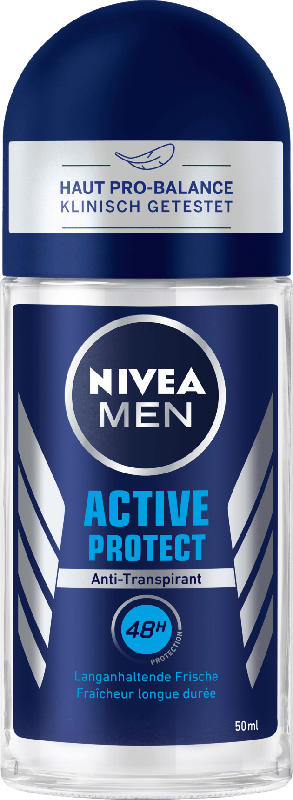 NIVEA MEN Deo Roll-On Active Protect