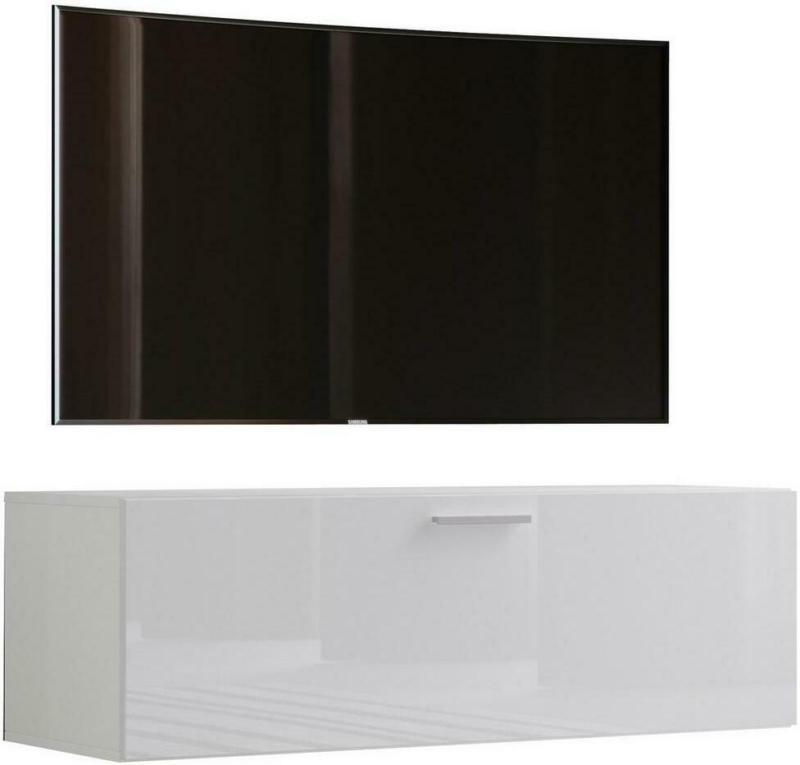 TV-Element Fernso B: 115 cm Weiß