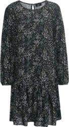 Damen Kleid mit Blümchen-Allover (Nur online)