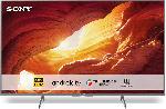 MediaMarkt KD-49XH8577 Fernseher 49 Zoll 4K UHD Smart Android TV, silber