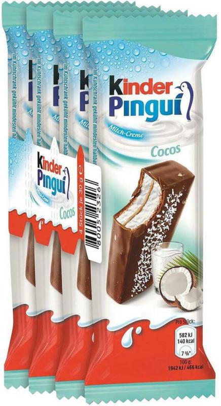 Kinder Pingui Cocos
