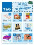 T&G T&G Flugblatt Oberösterreich - bis 21.02.2021
