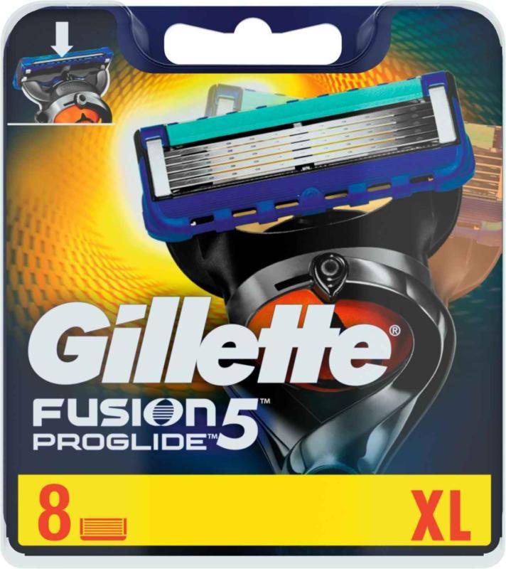 Gillette Lames de rasoir Fusion 5 ProGlide 8 pièces -