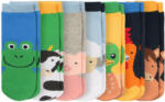 Ernsting's family 7 Paar Baby Socken mit Tier-Motiven (Nur online)