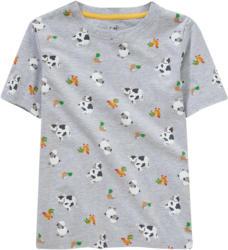 Jungen T-Shirt mit Bauernhof-Allover (Nur online)